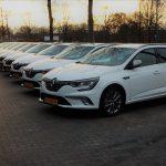 Horizon Meat Service neemt 13 nieuwe Renault Mégane's in ontvangst!