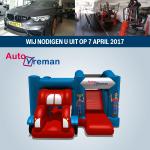 Zeer geslaagde Open Dag bij AutoVreman op 2e Paasdag jl.